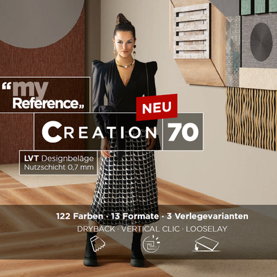 Creation 70 Ohne Logo