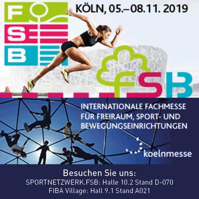 NEWS Messe FSB CW 2019