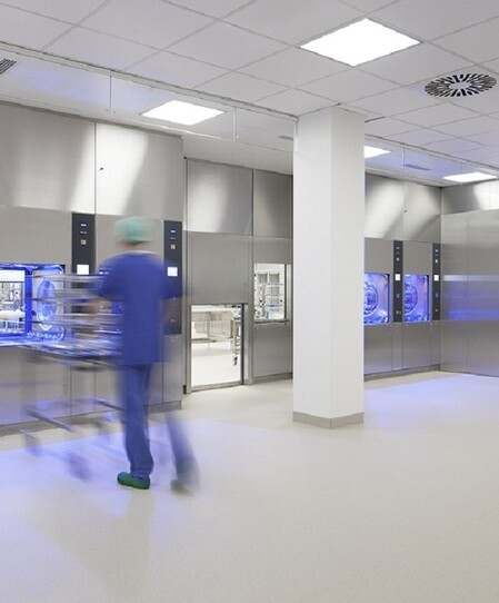 thumbnail: Krankenhaus Henriettenstift, Hannover