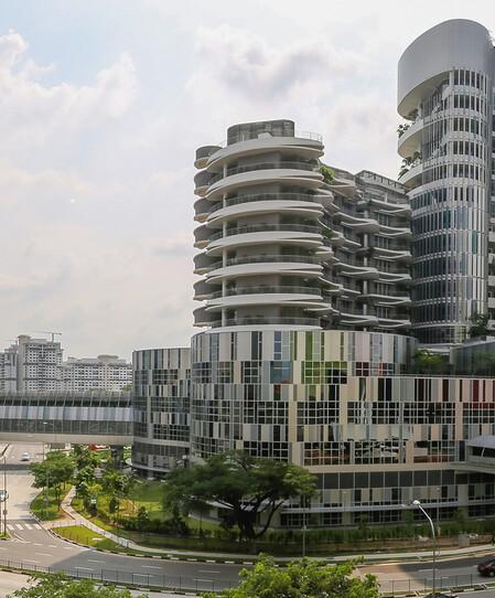 thumbnail: NG Teng Fong General Hospital & Jurong Community Hospital