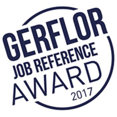 Logo Gerflor Job Ref Award 2017