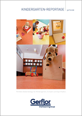 Kindergarten Reportage
