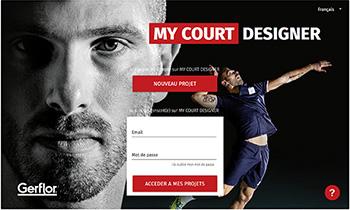 Gerflor My Court Designer Service Interruption